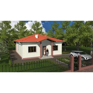 Жилой дом в Адербиевке