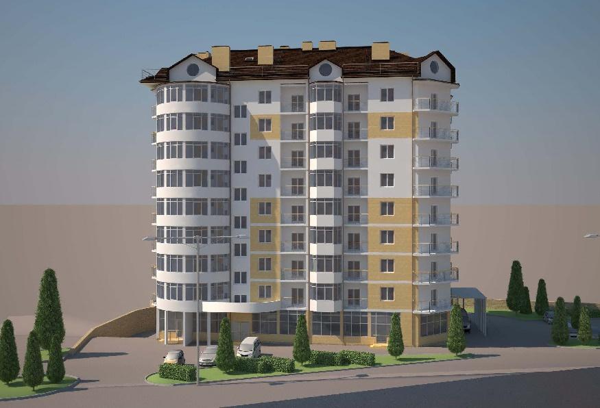 Многоквартирный дом ул Островского