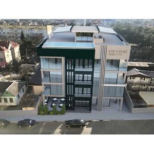 Общественное здание. Краснодар